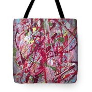 Abstraction 47 Tote Bag