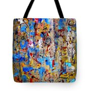 Abstraction 763 - Marucii Tote Bag