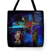 Abstraction 773 - Marucii Tote Bag