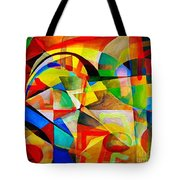 Abstraction 776 - Marucii Tote Bag