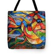 Abstraction 787 - Marucii Tote Bag