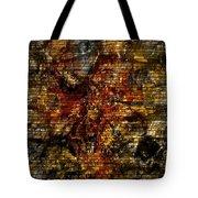 Abstraction 827 - Marucii Tote Bag