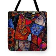 Abstraction 858 -marucii Tote Bag