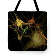 Abstraction... Tote Bag