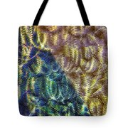 Abstraction From A Sculpture Tote Bag