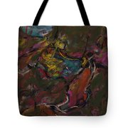 Abstraction#1 Tote Bag