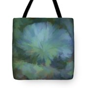 Abstractions From Nature - Live Oak Collar Tote Bag