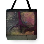 Abstracty Crows Feet Tote Bag