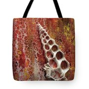 Abstraque Artique Tote Bag