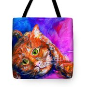 Abstrcat Tote Bag