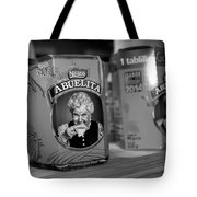 Abuelita Bw  Tote Bag