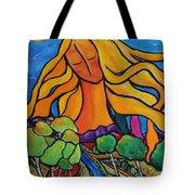 Abundance Tote Bag by Chaline Ouellet
