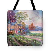 Abundant Harvest Tote Bag