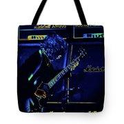 Ac Dc Electrifies The Blues In Spokane Tote Bag
