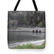 Acadia Bridge Tote Bag