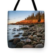 Acadia National Park Morning Light Tote Bag