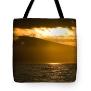 Acadia National Park Sunset Tote Bag