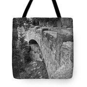 Acadian Bridge Tote Bag