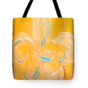 Acadian Flower Tote Bag
