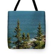 Acadia's Atlantic Tote Bag