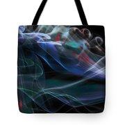 Acceleration Tote Bag