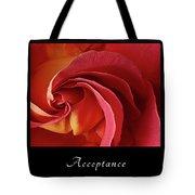 Acceptance 1 Tote Bag
