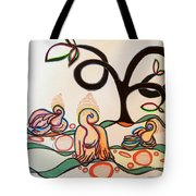 Acceptance Of The Day Tote Bag