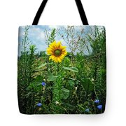 Accidental Beauty Tote Bag