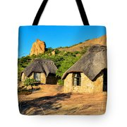 Accommodation In Bulawayo  Tote Bag
