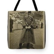 Account Of The Evacuation Of The Surviving Tote Bag