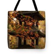 Acer Pagoda Tote Bag