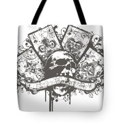 Aces Tote Bag