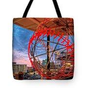 Acesball Tote Bag