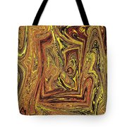 Achey Breaking Arts In Living Color Tote Bag
