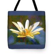 Achievement Of Enlightenment The Golden Lotus Tote Bag