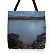 Achnahaird Bay And Assynt Mountains Tote Bag
