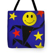 Acid Jazz Tote Bag by Oliver Johnston