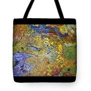 Acid Vs Texture Tote Bag