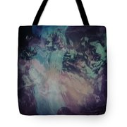 Acid Wash Tote Bag