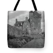Ackergill Tower 1173 Bw  Tote Bag