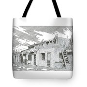 Acoma Sky City Tote Bag