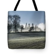 Acomb Misty Day Tote Bag