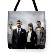 Acquitted Tote Bag