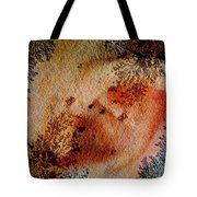 Across A Distance Tote Bag