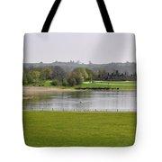 Across Carsington Water To Stones Island Tote Bag