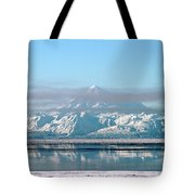Across The Bay Tote Bag