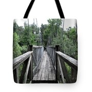 Across The Great Divide Tote Bag