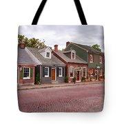 Across The Street Tote Bag