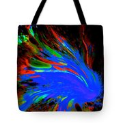 Across The Void Tote Bag