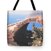 Across To Turkey Tote Bag
